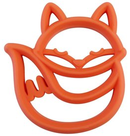 Itzy Ritzy Silicone Fox Teether