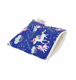 Itzy Ritzy Snack Bag Unicorn Dreams