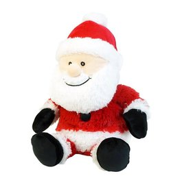 Warmies Santa Cozy Plush Warmies