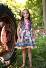 Mustard Pie Resort Collection Maggie Dress Summer Glen