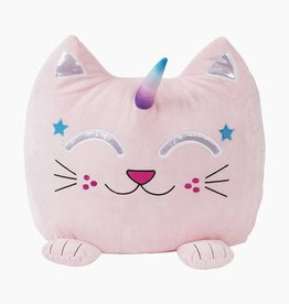 Three Cheers for Girls! Caticorn Scented Pillow