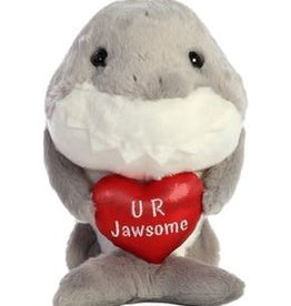 "Aurora 9"" You Are Jawsome Shark"