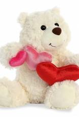 """Aurora 10"""" Truffle Bear Vanilla"""