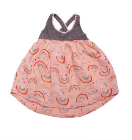 Miki Miette Maren Dress Rainbows