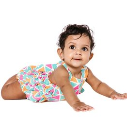 Masala Baby Zoe One Piece Mosaic Multi
