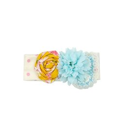 Haute Baby Merry Meadow Headband INFANT