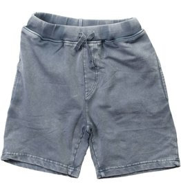Wes And Willy Faded Fleece Short Castlerock