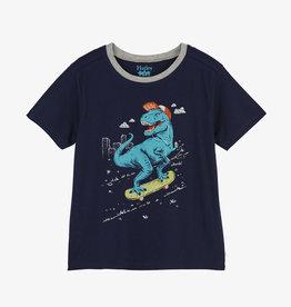 Hatley Skateboarding  T-Rex Graphic Tee
