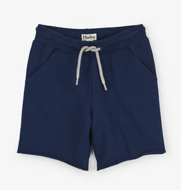 Hatley Solstice Navy French Terry Shorts