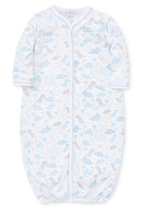 Kissy Kissy Roarsome Convertible Gown Light Blue