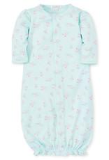 Kissy Kissy Summer Cheer Print Converter Gown Mint