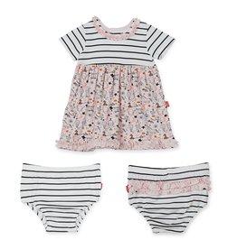 Magnificent Baby Cirque Bebe Modal Dress/Diaper Cover