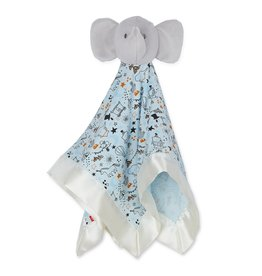 Magnificent Baby Blue Cirque Bebe Modal Lovey