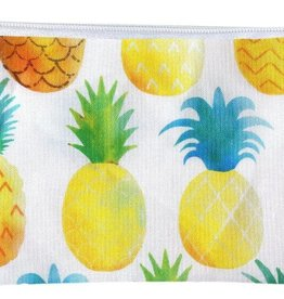 Itzy Ritzy Mini Snack Bag Painterly Pineapple