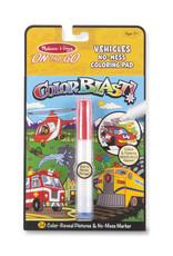 Melissa & Doug ColorBlast - Vehicles