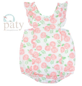 Paty, Inc. Rose Print Bubble