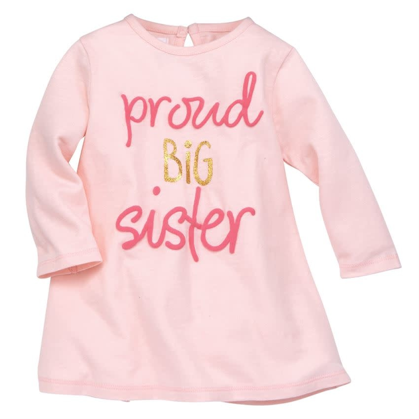 Mud Pie Big Sister T-Shirt (Mud Pie)