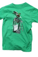 Wes And Willy Golf SS Tee Irish Blend