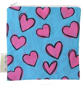Itzy Ritzy Happy Hearts Snack Bag