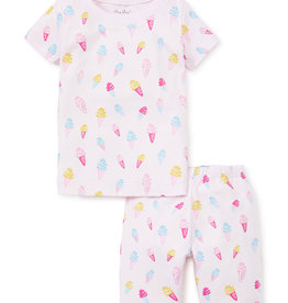 Kissy Kissy Short PJ Set Sprinkles