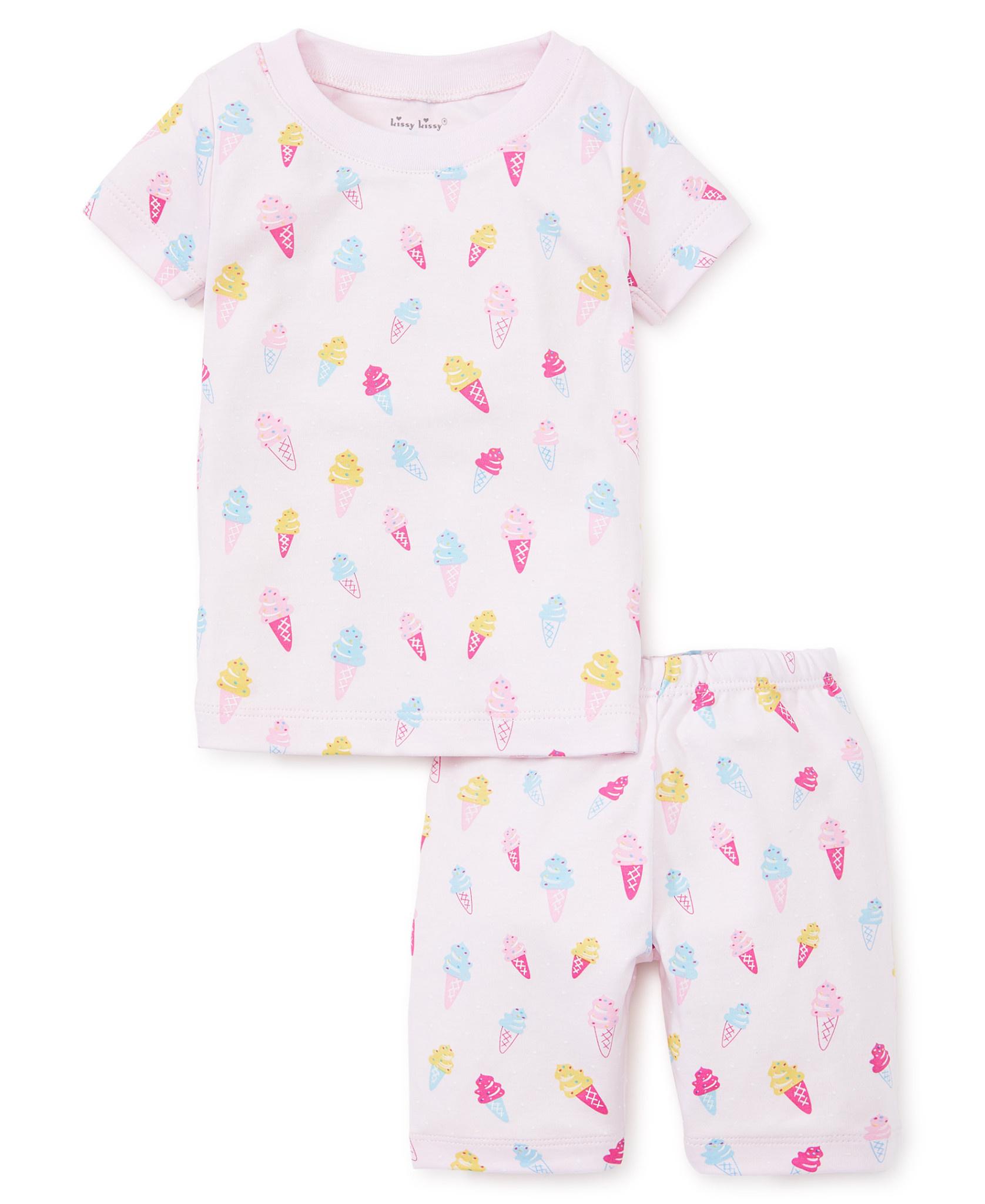 Kissy Kissy Short PJ Set Sprinkles