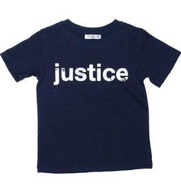 Joah Love Enzo Justice Shirt Navy