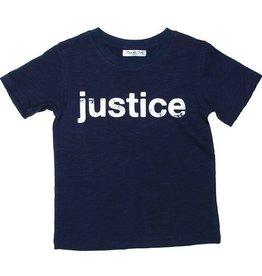 Joah Love Enzo Justice Shirt Navy