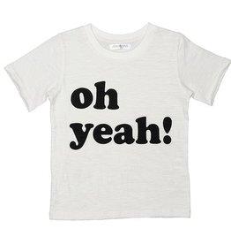 Joah Love Enzo Yeah Shirt Creme