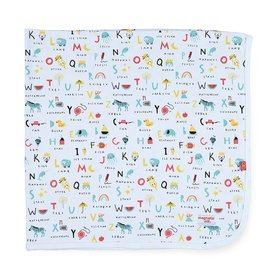 Magnificent Baby ABC Love Swaddle Blanket