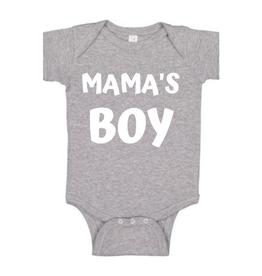 Sweet Wink Mama's Boy Onesie