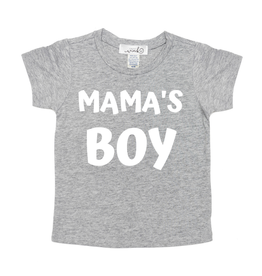 Sweet Wink Mama's Boy Shirt