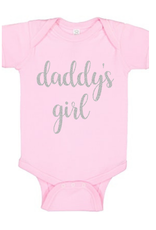 Sweet Wink Daddy's Girl Onesie