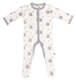 Kyte Baby Print Footie in Canopy