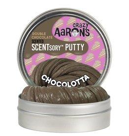 Crazy Aaron's Putty World Scented Chocolotta Putty