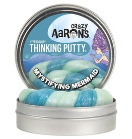 "Crazy Aaron's Putty World Mystifying Mermaid 4"" Putty Tin"