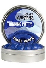 """Crazy Aaron's Putty World Tidal Wave Super Magnetic 4"""" Putty Tin"""