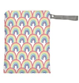 Itzy Ritzy Wet Bag Happy Rainbow