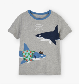 Hatley Sharp Dressed Shark Tee