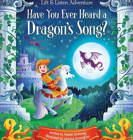 Cottage Door Press Have You Ever Heard A Dragon's Song? Book