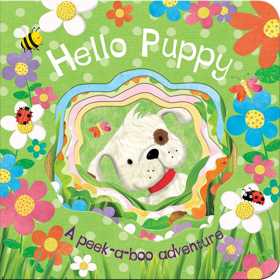 Cottage Door Press Hello Puppy Book