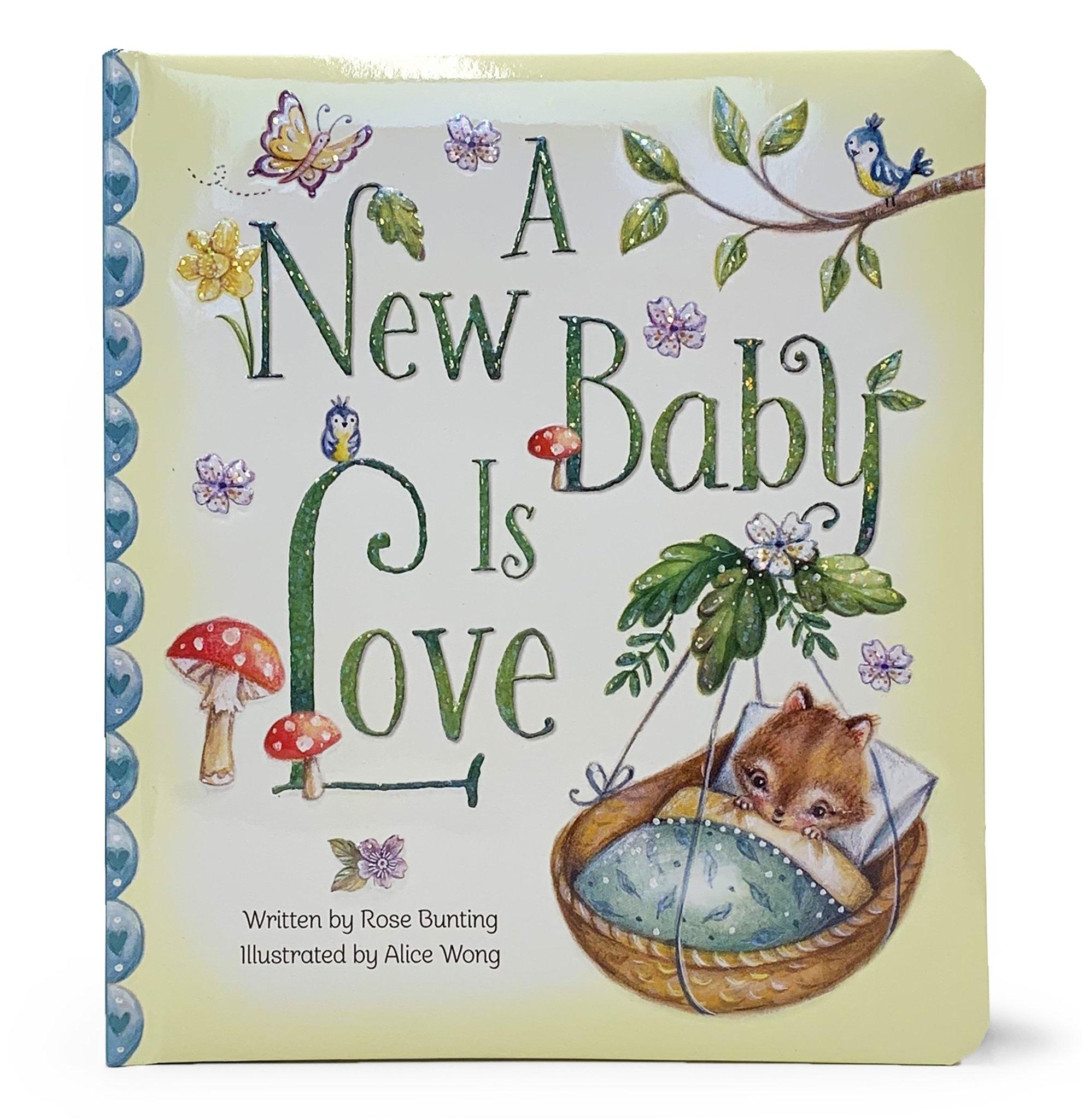 Cottage Door Press A New Baby is Love Book