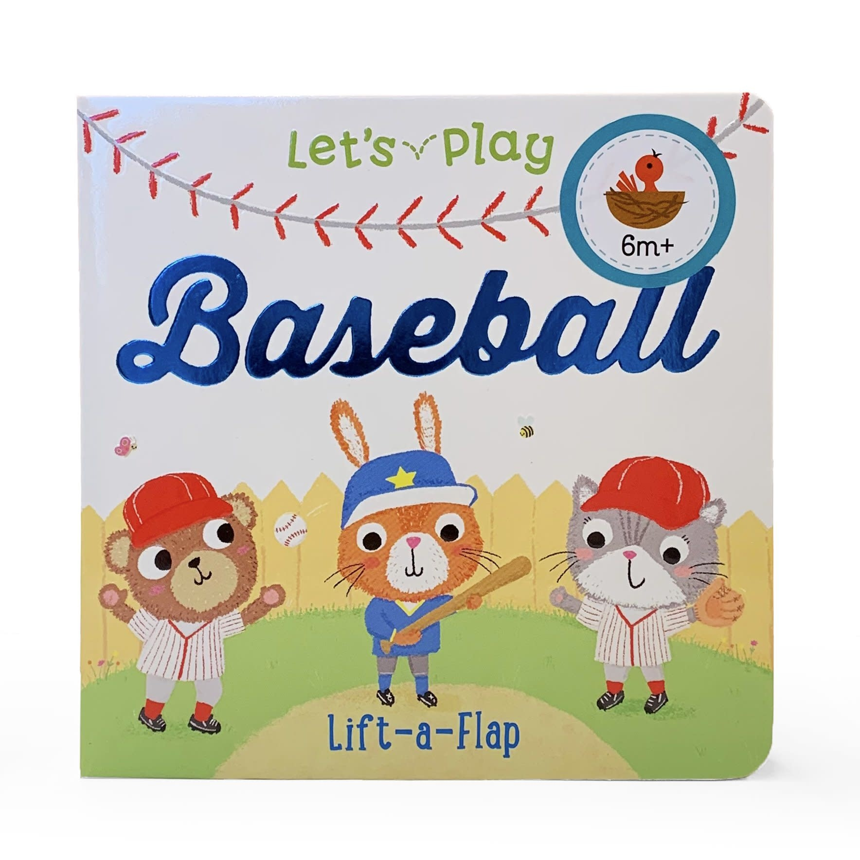 Cottage Door Press Let's Play Baseball Book