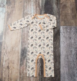 Bestaroo Coverall Lemur Tan/White