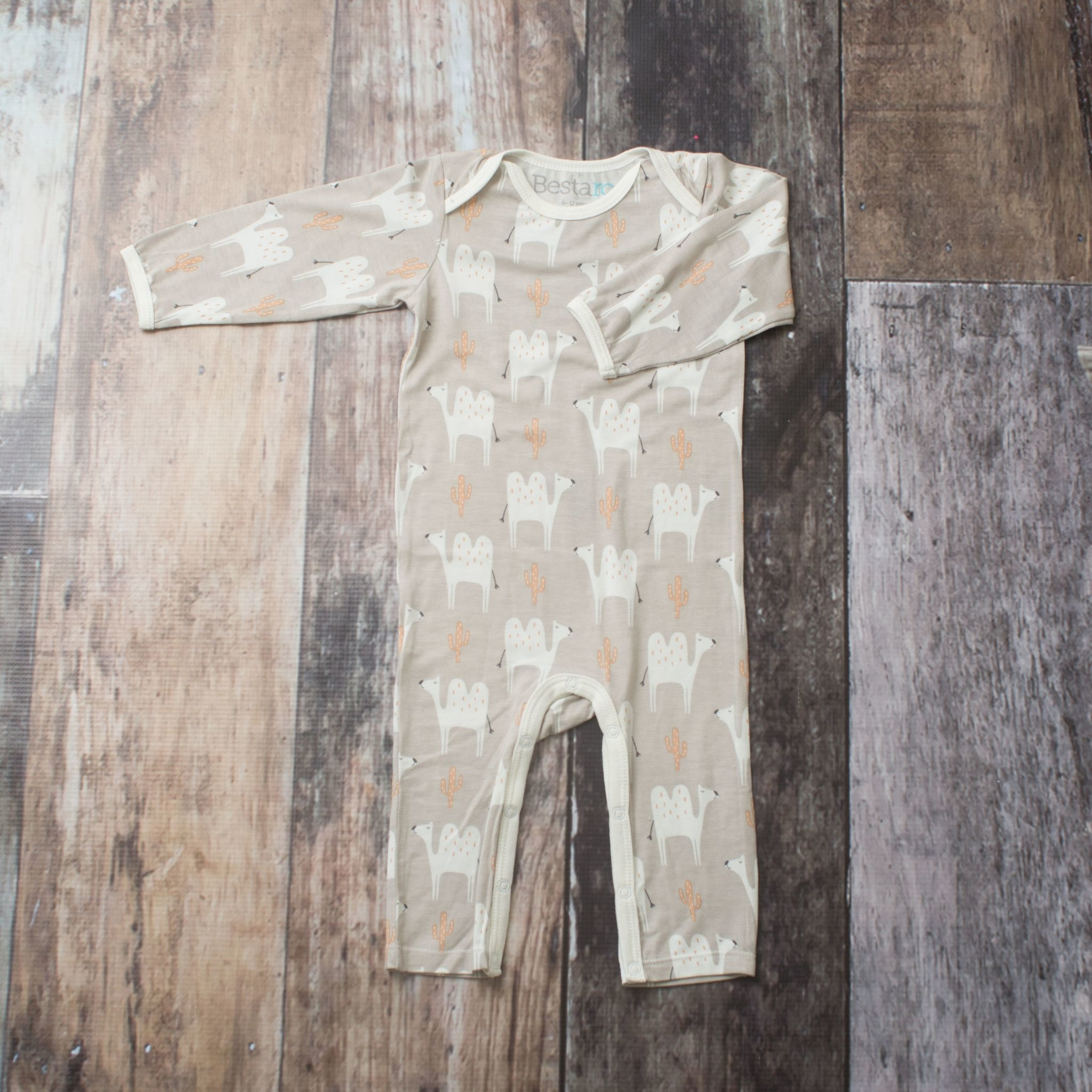 Bestaroo Coverall Camels Tan/Gray