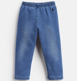 Joules Minnie Jersey Denim Pull On Leggings