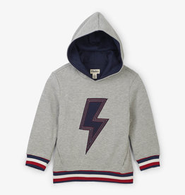 Hatley Lightning Flash Hooded Pullover