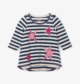Hatley Starry Stripes LS Tee