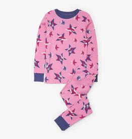 Hatley Twinkle Stars Organic Cotton Pajama Set