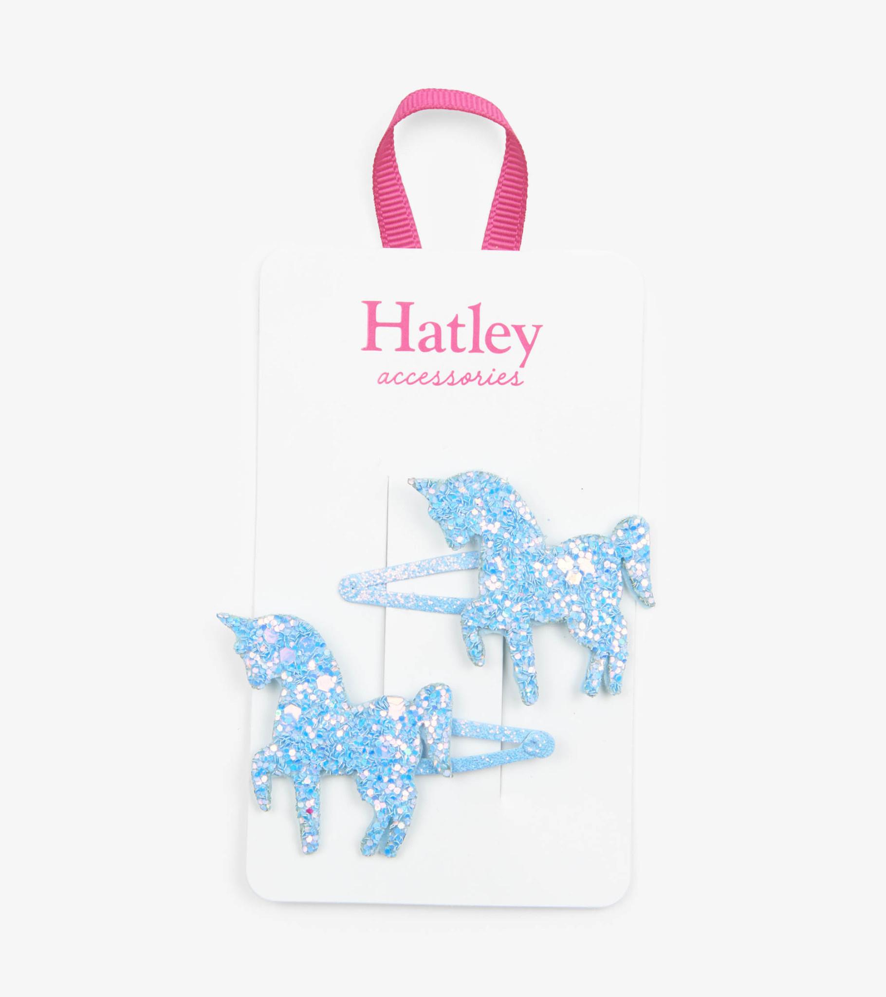 Hatley Dazzling Unicorns Snap Clips
