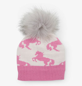 Hatley Playful Horses Winter Hat